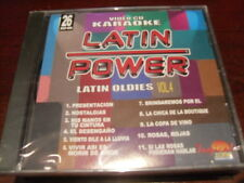 LATIN POWER KARAOKE VCD DVD VCLP-026 LATIN OLDIES VOL 4  SEALED