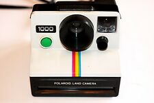 Retro Polaroid 1000 Instant Land Camera Rainbow