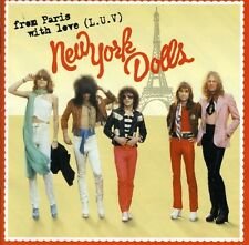 From Paris With Love L-U-V - New York Dolls (2002, CD NEU)