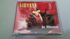 "NIRVANA ""IN BLOOM"" CD SINGLE 3 TRACKS COMO NUEVO"