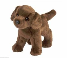 TUCKER Douglas Cuddle Toy plush CHOCOLATE LAB stuffed animal small puppy dog