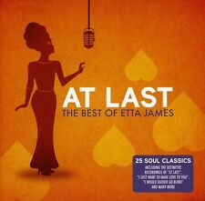 At Last: The Best Of Etta James - Etta James (2012, CD NEUF)