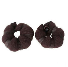Large & Small Casual Hair Elegant Magic Style Hot Buns Doughnut Bun Easy to Use