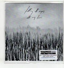 (EV869) Falling Off Maps, All My Fears - 2014 DJ CD