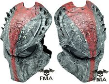 "FMA Full Face Wire Mesh ""Predator"" Costume Paintball Mask TB555"