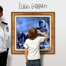 LUKAS GRAHAM LUKAS GRAHAM CD (INCLUDES 7 YEARS) - NEW RELEASE APRIL 2016