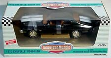 ERTL 1/18 1970 Chevy Chevelle SS454 LS6 Forest GREEN GMP 7017 American Muscle 70