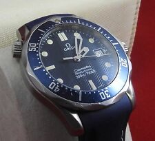 OMEGA James Bond Blue Seamaster Midsize 300M Professional Diver 2561.80