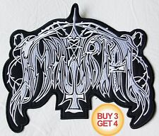 IMMORTAL OLD LOGO WT BACK PATCH,BUY 3 GET 4,TAAKE,GORGOROTH,INQUISITION,TSJUDER