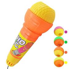 Crazy Sale Echo Microphone Mic Voice Changer Toy Birthday Present for Kids WWS