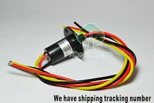 1pcs 3 Wires 30A 250Rpm 380 VDC/VAC Wind Generator Slip Ring FOR Wind TURBINE