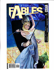 Fables  No.2   : 2002 :   : Chapter Two:The (Un)sual Suspects :
