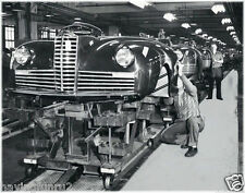 1941 Packard Front End Assembly Line 8 x 10 Photograph