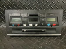 2002 AUDI A4 1.9 TDI SE 5DR AVANT HEATER CONTROLS PANEL 8E0820043