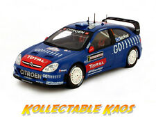 1:18 SunStar - 2006 Rally Turkey - Kronos Citroen - #1 McRae/Grist NEW IN BOX