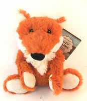COZY PLUSH Microwavable - heatable Fox Soft Scented toy great gift