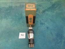 #57 National Union Radio TUBE TV7 tested @ 44 min 31 - Guaranteed  L207