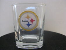 "1"" Bottle Cap Image Shot Glass ~ Handcrafted ~ **Gift Idea ~ Steelers"