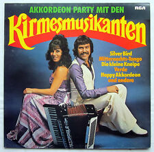 "12"" Vinyl LP Akkordeon Party mit den KIRMESMUSIKANTEN"
