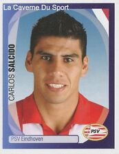 N°301 CARLOS SALCIDO # MEXICO PSV.EINDHOVEN STICKER PANINI CHAMPIONS LEAGUE 2008