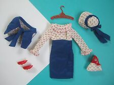 Barbie Vintage FRANCIE Complete Outfit CONCERT IN THE PARK #1256 Free Ship USA