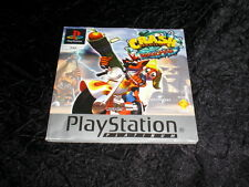 notice du jeu CRASH BANDICOOT 3 WARPED   PLAYSTATION PS1