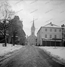 Tschaslau-Čáslav-Kutna Hora-Böhmen-Tschechien-evangelische Kirche-1941-