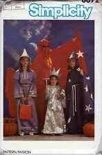 SEWING Patterns HALLOWEEN COSTUMES Sz SML Adult