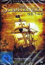 DVD NEU/OVP - Die Schatzinsel Teil 1 und 2 - Lance Henriksen & Rod Taylor