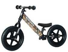 "Strider Custom 12"" Balance Bike Realtree"