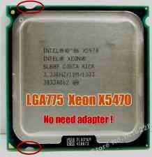 Intel Xeon X 5470 LGA775 = (Core 2 Quad Qx9775)more powerful!!!(3.33ghz)