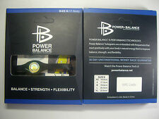 BRAND NEW POWER BAND BALANCE BRACELET BLACK BLACK (SIZES=XS,SM,L)
