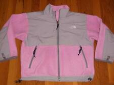 Jr Girls The North Face Pink Denali Fleece Zip Jacket Coat Youth/Junior Medium M