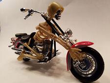 1 of a Kind Yamaha Chopper Bike Rumbler Like Bone Shaker Grim Reaper Ghost Rider