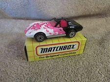 Matchbox  Die Cast Corvette T-Top - MB 58   - NEW!!!  (1 T)