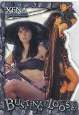 XENA WARRIOR PRINCESS SERIES 6 BUSTING LOOSE CARD BL3
