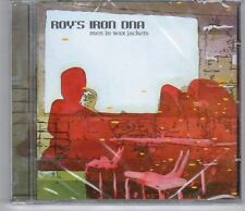 (EJ390) Roy's Iron DNA, Men In Wax Jackets - sealed CD