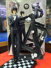 Anime Kuroshitsuji Black Butler SEBASTIAN MICHAELIS Book of Circus 1/8 Figure