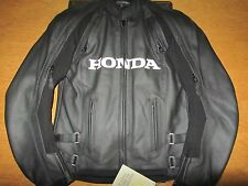 HONDA JOE ROCKET PACIFICA LEATHER & TEXTILE JACKET EXTRA SMALL BLACK