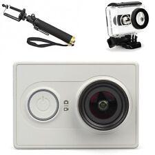 XiaoMi Yi Wifi HD1080P Sports Mini Action Camera+Monopod+Durable Waterproof Case