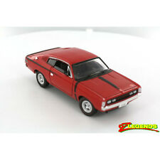 NEW* Valiant Charger Big Tank E49 R/T 1:32 Limited Edition Diecast - Vintage Red