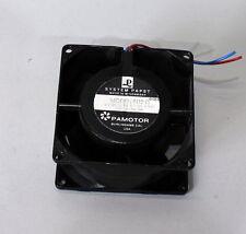 04-13-02551 Lüfter FAN System PAPST 8112G ALU 8V- 1,5W / 16V- 6,5W 80x80x38mm