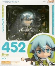New Good Smile Company Nendoroid Sword Art Online II Sinon Pre-Painted