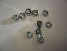 10 Right Hand Thread 1/2-20 Lug Nuts Mopar Dodge Chrysler Plymouth RH Lugnut 60s