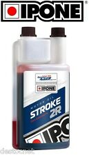 Huile Ipone 2T RED BULL MOTO GP ROOKIES CUP 100% Synthese  Bidon  1L 1Litre