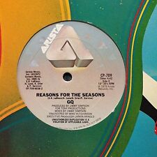 """Gq-standing Ovation-reasons For The Seasons-12"""" Single"""