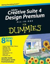 Adobe Creative Suite 4 Design Premium All-in-One For Dummies-ExLibrary