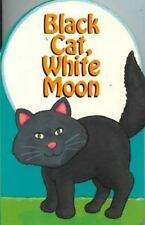 Black Cat, White Moon (My Fun Shape Board Books)