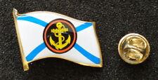 Russian ARMY   NAVY   flag  BADGE pin   #71 sasa