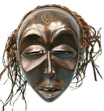 Ancien Masque CHOKWE - African Mask - Art Africain Tribal - Superbe Expression